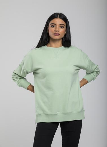Take7 Sweatshirt Yeşil
